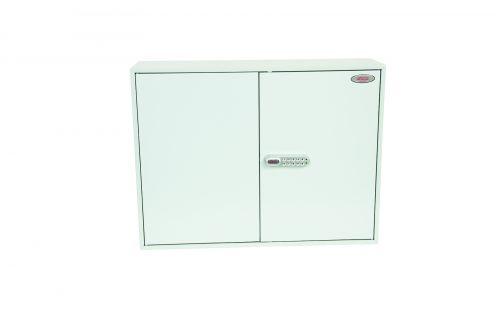 Phoenix Commercial Key Cabinet 600 Hook Electronic Lck.