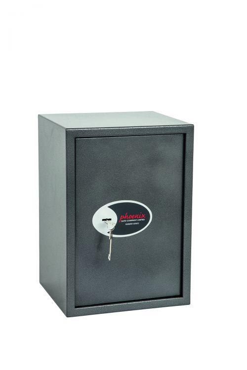 Phoenix Vela Home & Office Size 4 Security Safe Key Lck