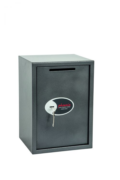 Phoenix Vela Deposit Home & Office Size 4 Safe Key Lock