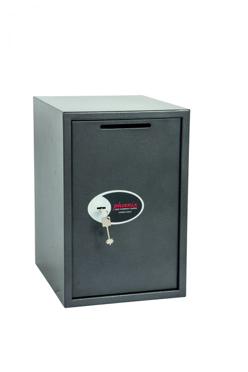 Phoenix Vela Deposit Home & Office Size 5 Safe Key Lock
