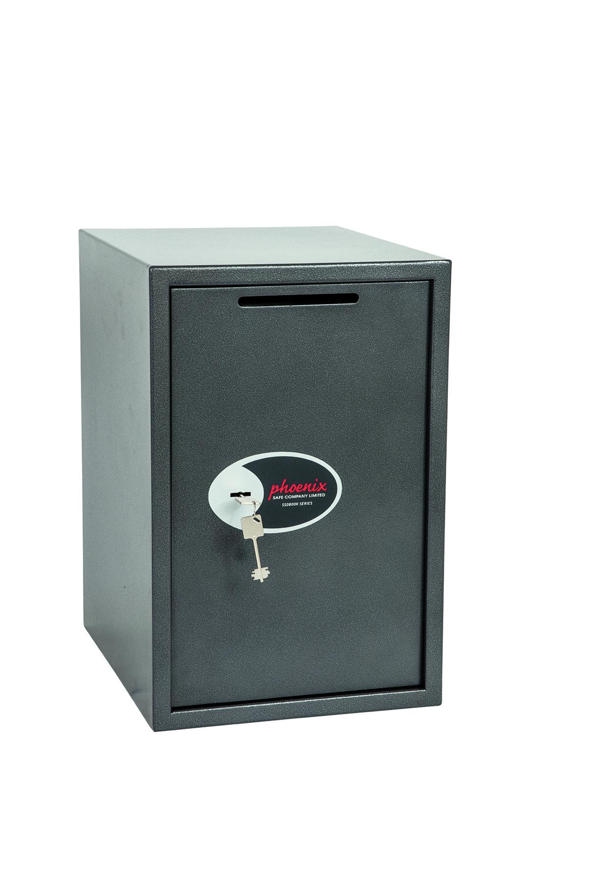 Key Store Phoenix Vela Deposit Home & Office Size 5 Safe Key Lock