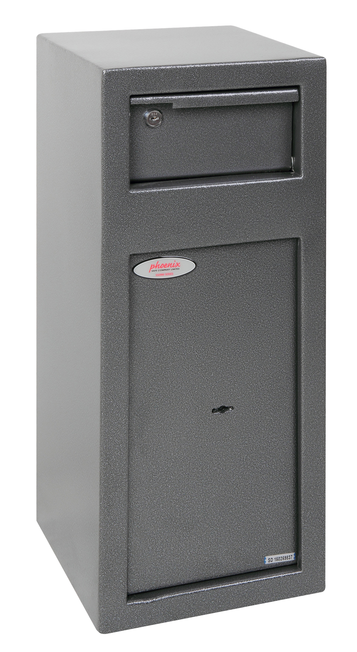 Safes Phoenix Cashier Day Deposit Security Safe with Key Locks