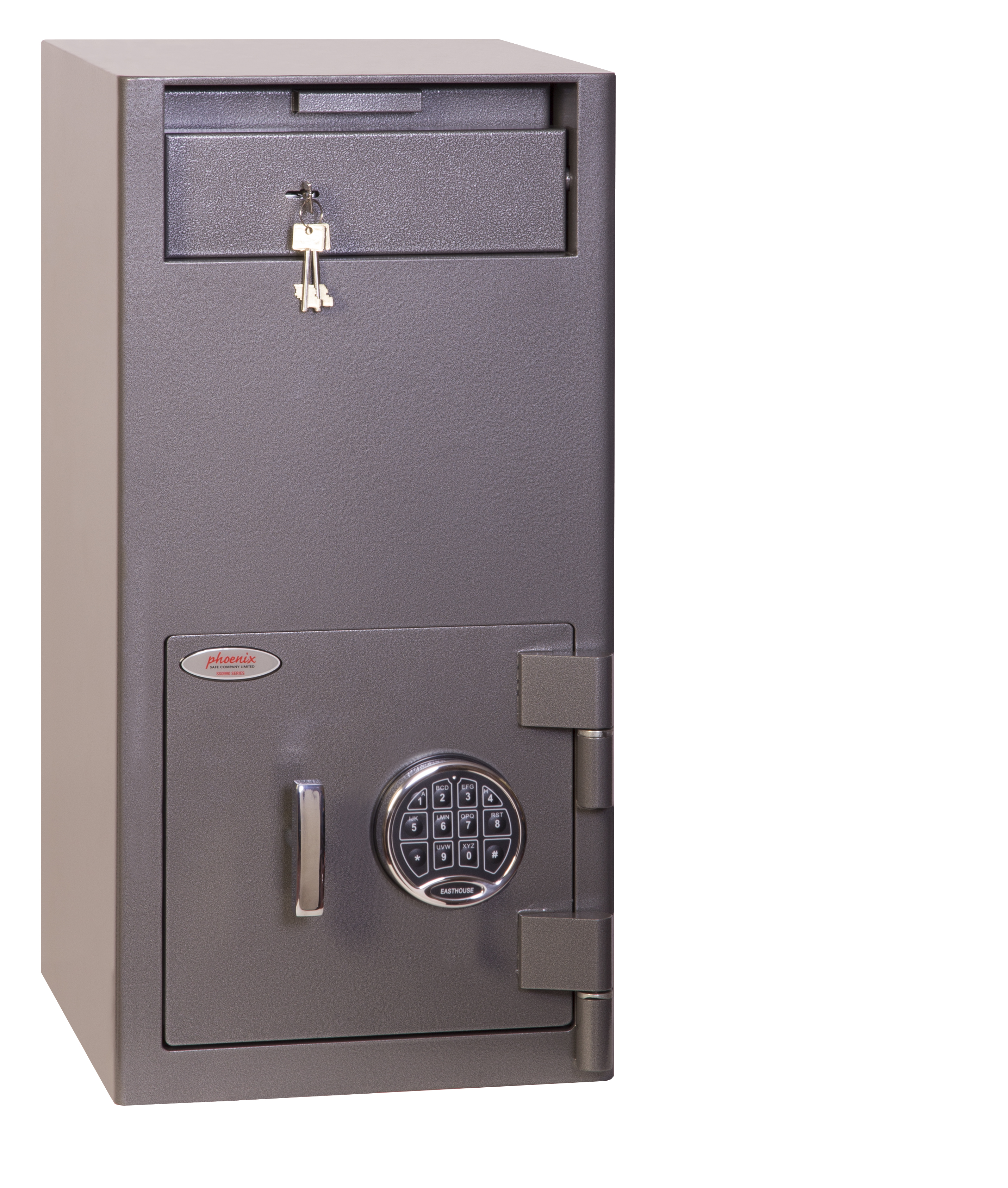 Safes Phoenix Cash Deposit Size 2 Security Safe Elctrnic Lock