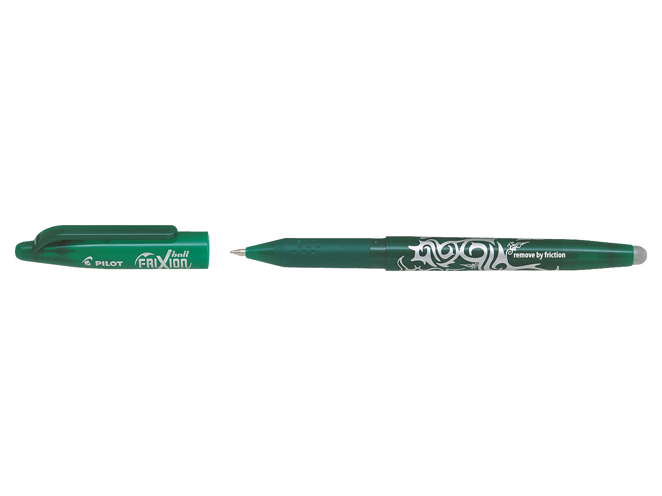 Pilot FriXion Ball Green Erasable 0.7mm PK12