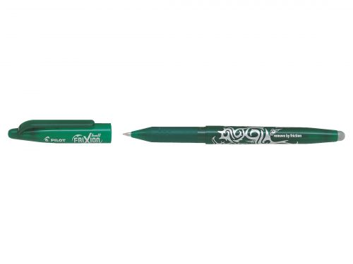 Pilot FriXion Ball Erasable Rollerball Pen Fine Green (Pack of 12) 224101204