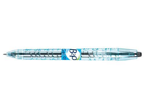 Pilot BeGreen B2P Gel Rollerball 0.7 Black PK10