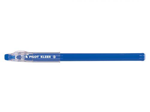Pilot Kleer Erasable Ballpoint Medium Line Blue PK12