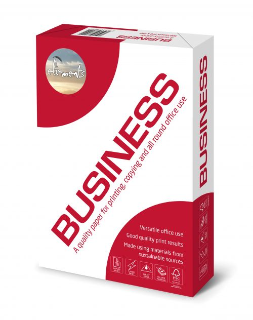 Elements Business FSC A4 75gsm White Paper (Box 2500) Code