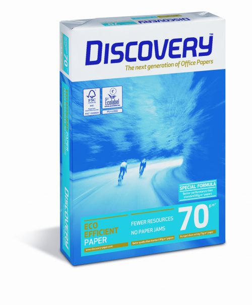 Discovery Copier A3 70gsm White Paper (Box 2500) Code