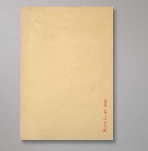 Pocket Peel & Seal C3 Board Back 457 x 324mm Manilla 120gsm Paper 600gsm Grey Board Backed (Box 125) Code