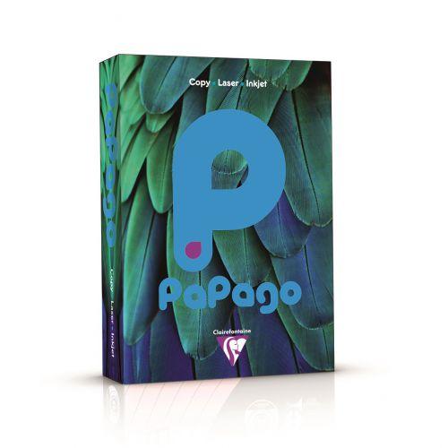 Papago Deep Royal Blue A4 80gsm Paper (Box 2500) Code