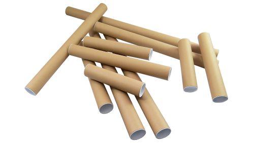 A1 Postal Tubes 635mm x 50mm x 1.5mm (Pack 25) Code