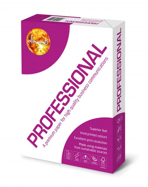 Elements Professional FSC A3 160gsm White Paper (Box 1250) Code