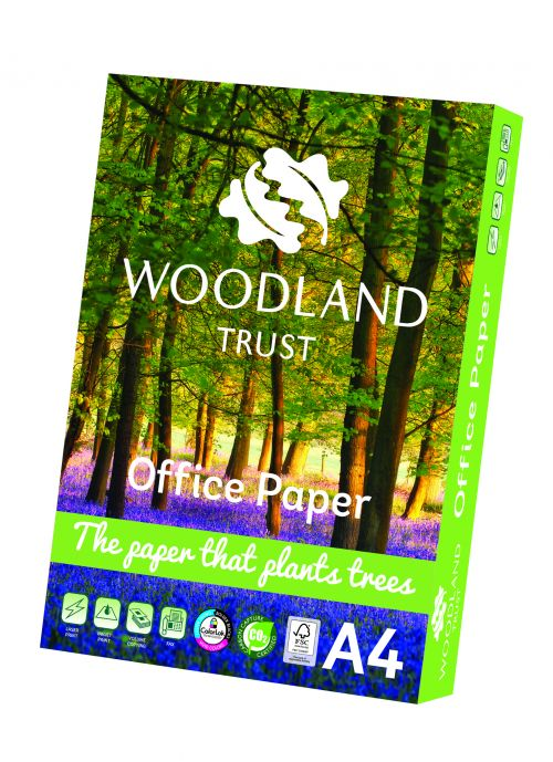 Woodland Trust Office Copy Paper FSC A4 80gsm