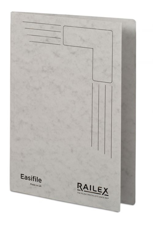 Railex Easifile E74 A4 350gsm Pearl PK25
