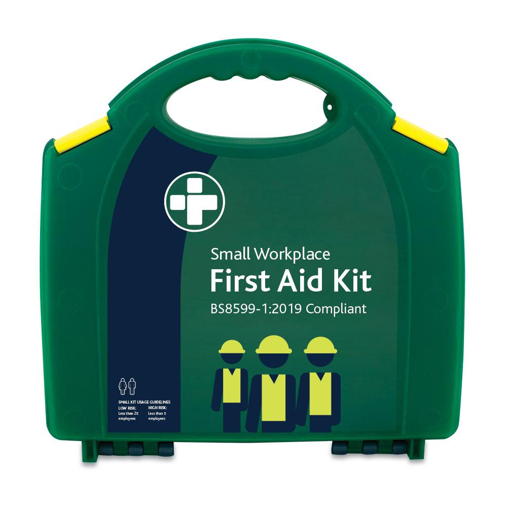 Reliance BS Small First Aid Kit in Integral Aura Box