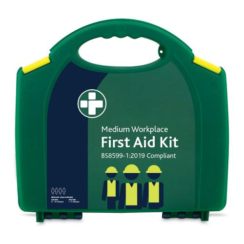 Reliance Medium First Aid Kit in Integral Aura Box BS8599-1