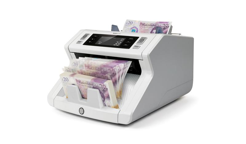 Safescan 2250 UK Banknote Counter