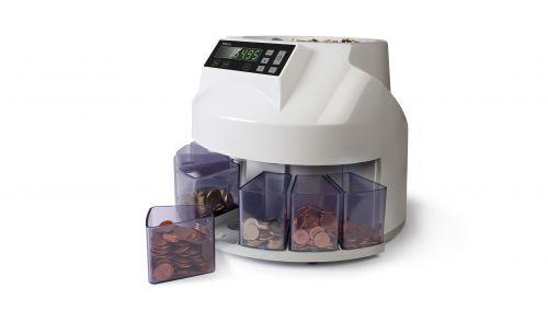 Safescan 1250 EUR-UK Coin Counter Sorter