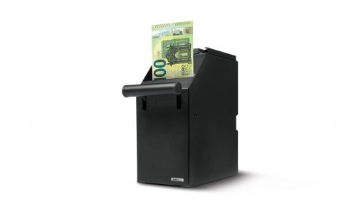 Safescan 4100 POS Safe 2.2kg L225xW102xH190mm Steel Black Ref 121-0276