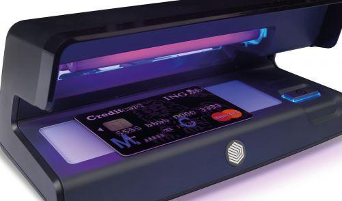 Safescan 70 UV Counterfeit Detector Checker 0.6kg L206xW102xH88mm Black Ref 131-0400