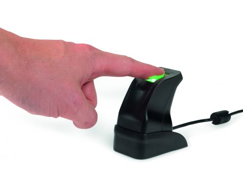 Safescan TimeMoto FP-150 Fingerprint Scanner USB Ref 125-0606