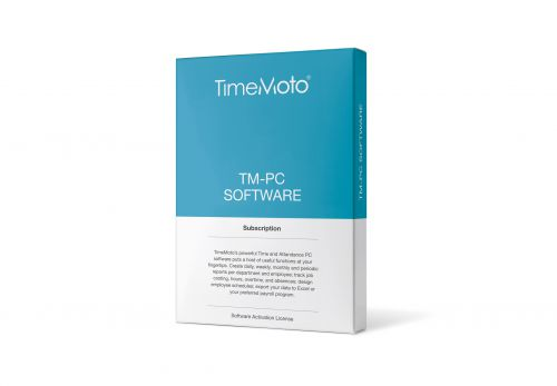 Safescan TimeMoto PC Software