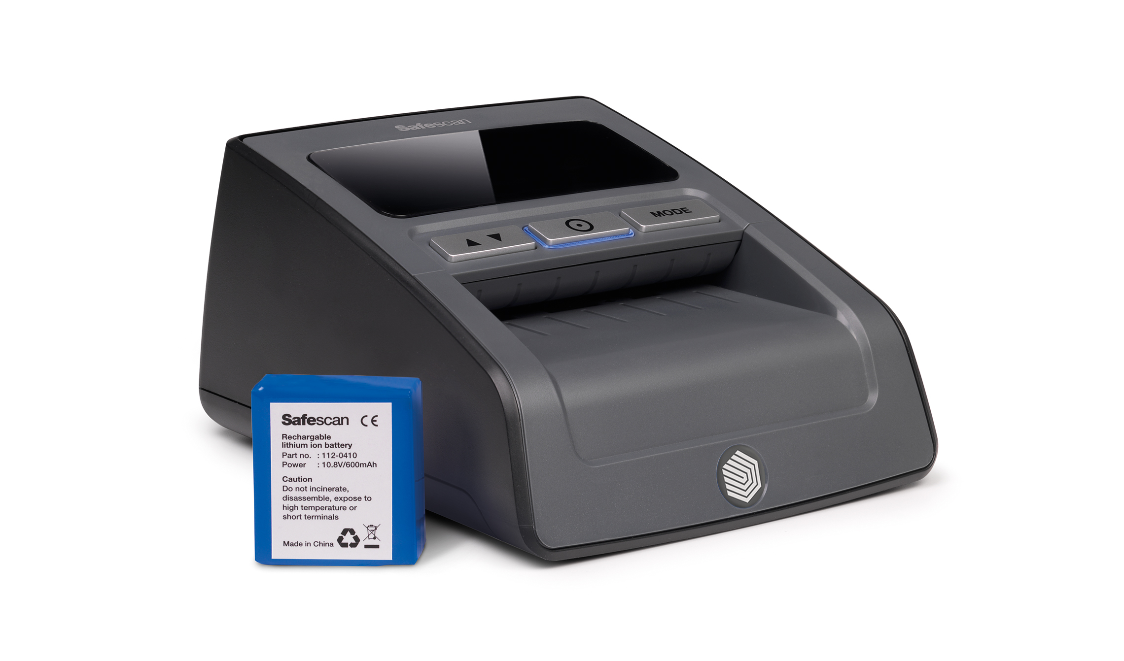Safescan LB-105 Counterfeit Detector Battery