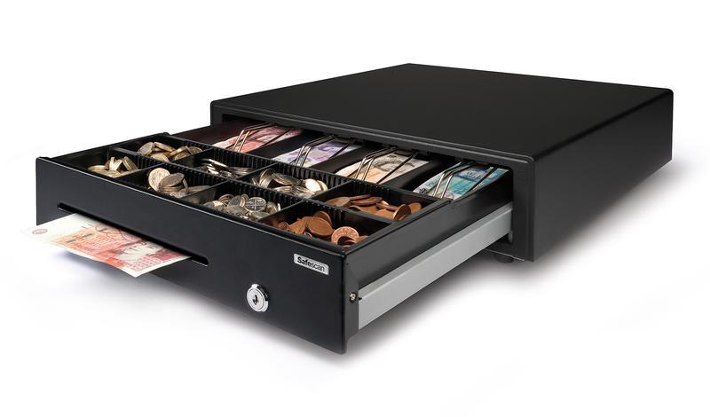 Safescan SD-4141 Cash Drawer Black