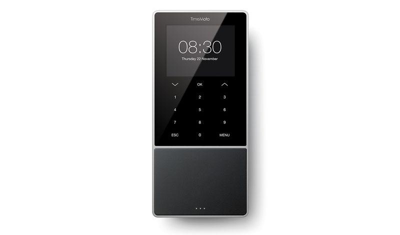 Safescan TimeMoto TM-818 Clocking In Terminal RFID Black 125-0587