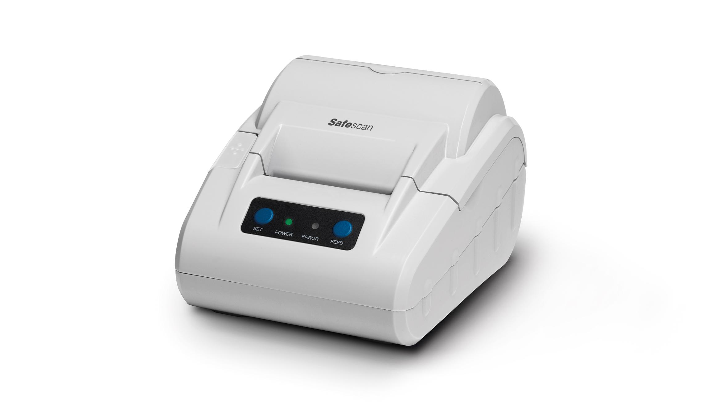 Safescan TP-230 Grey Thermal Printer