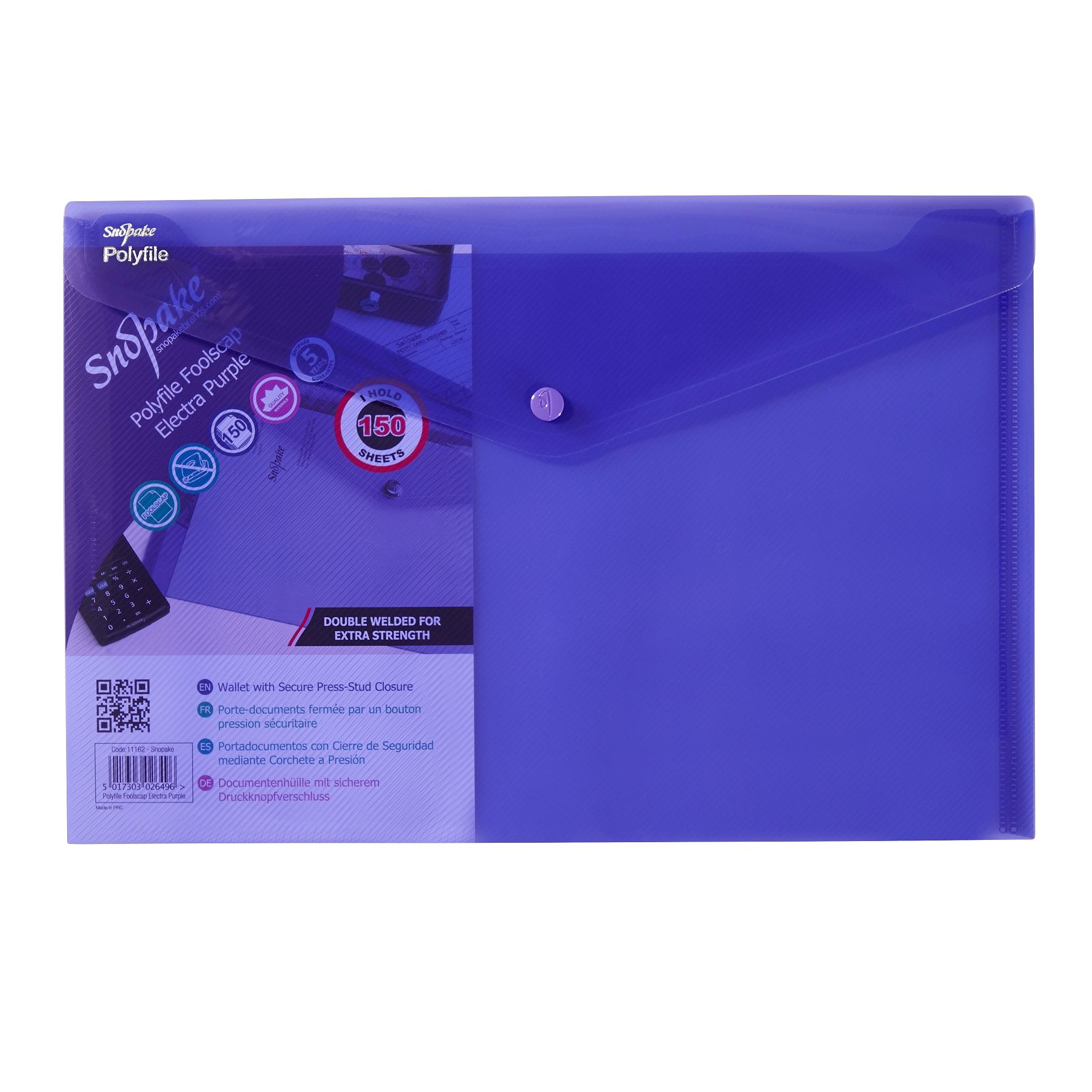 Polyfile Wallet F/S Electra PRL PK5