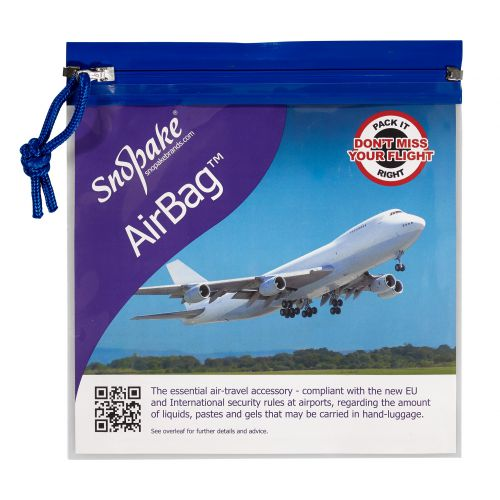 Image for Snopake AirBag Assorted (Pack 25) 15158