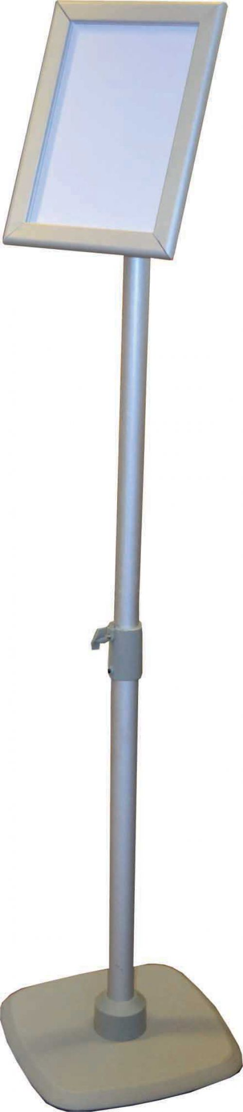 Freestanding A3 display frame stand