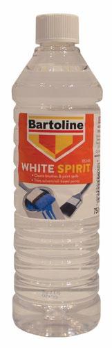 Bartoline 750ml Bottle White Spirit BS.245 (DGN)