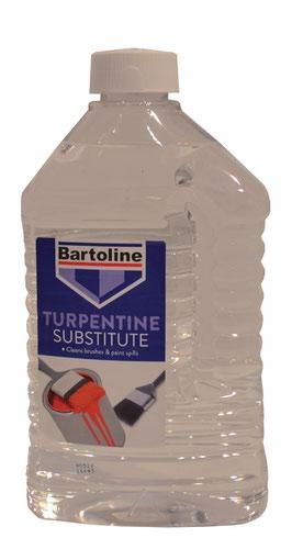 Bartoline 2ltr Flask Turpentine Substitute (DGN)
