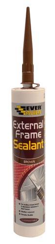 EverBuild External Frame Sealant - Brown