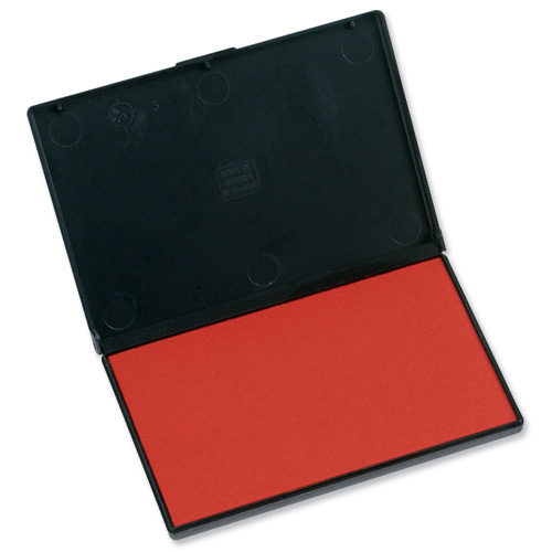 Trodat 9052 Stamp Pad Red Code T9052-RE