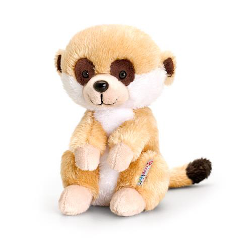 Meerkat Toy Soft Fabric Hand-washable