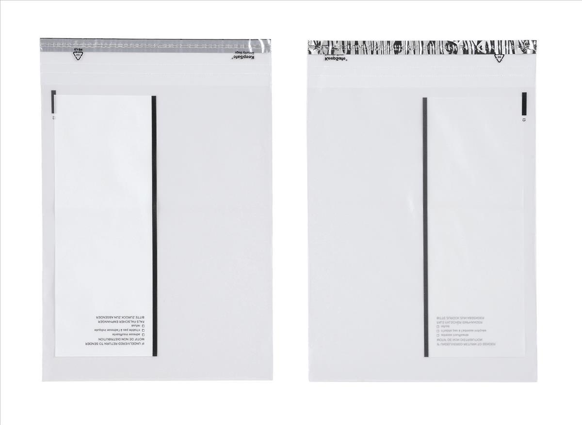 Keepsafe Xstrng C4 Clr Bx100  KSV-CMO2