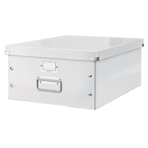 Leitz Box C&S Large Wht 3for2 Jul6/15