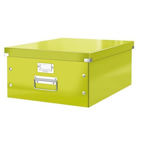 Leitz Box C&S Large Grn 3for2 Jul6/15