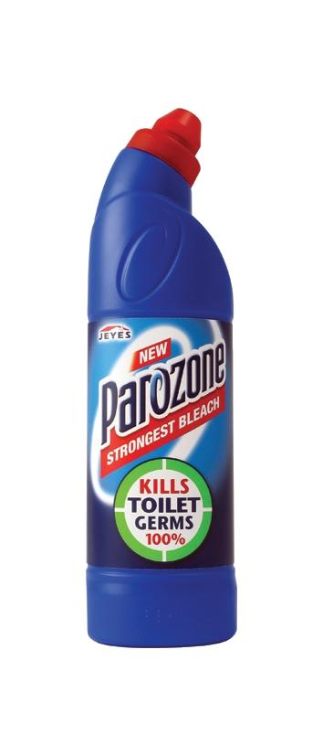 Parozone Thick Bleach 750ml (Pack of 2)