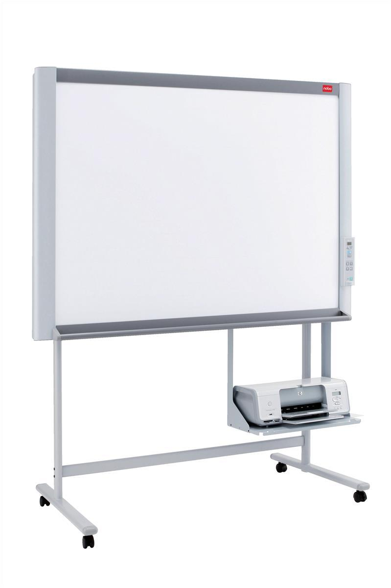 Nobo Copyboard Stand Mobile On Lockable Castors Code 1901379