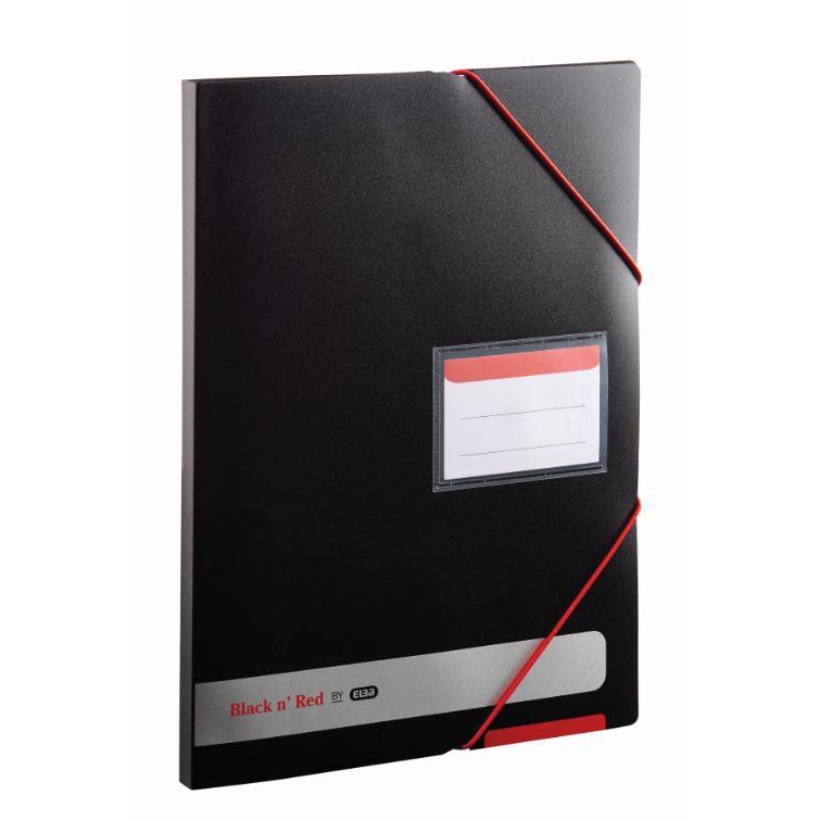 Black N Red Display Book Ref 400050725 [2 For 1] Jan-Dec 2018