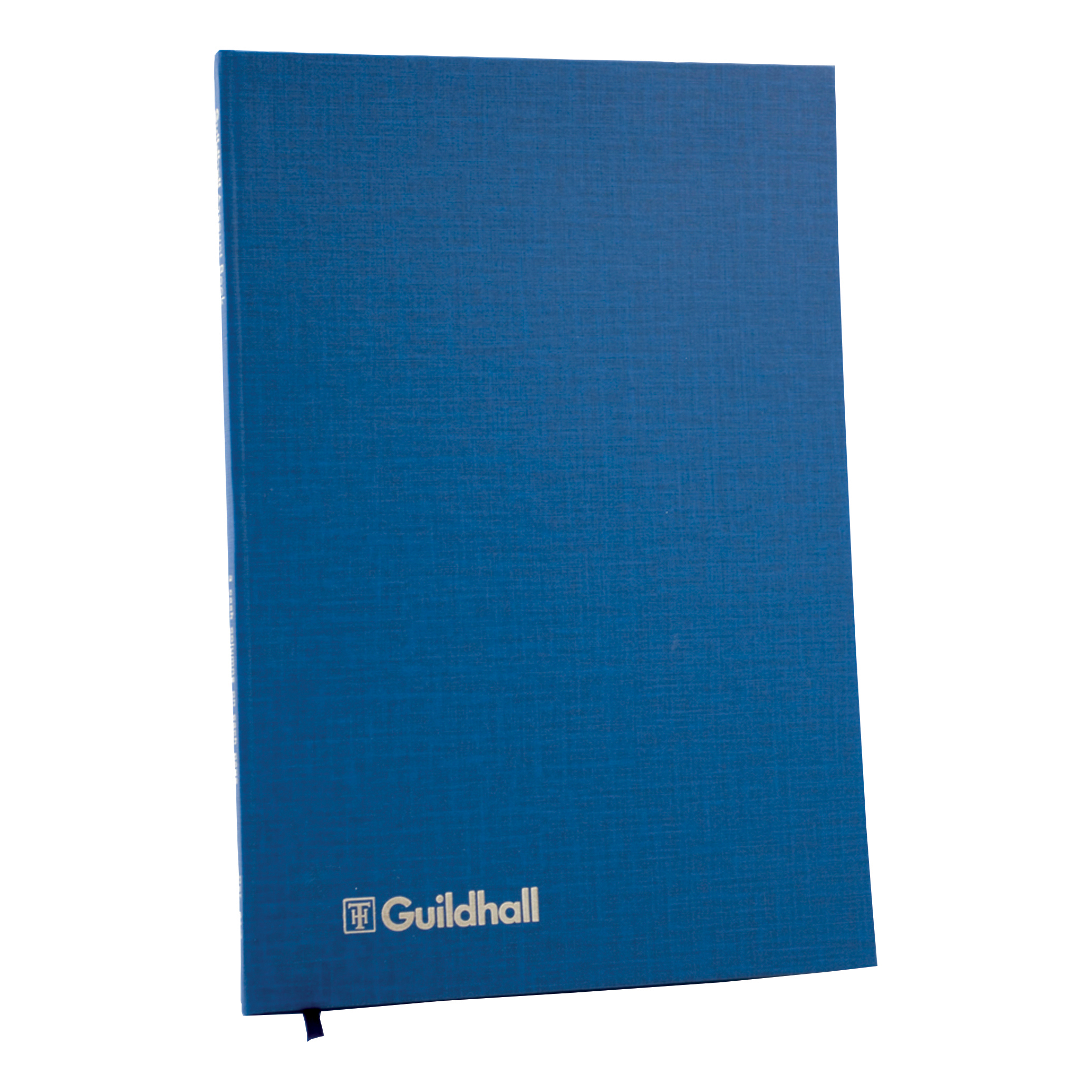 Guildhall Account Book 31 Series 6 Cash Column 80 Pages 298x203mm Ref 31/6Z