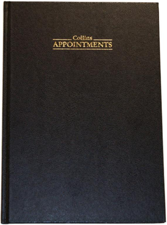 Collins 136 Appointments Book