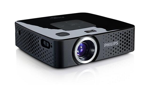 Philips Pico Pocket Projector PPX3411