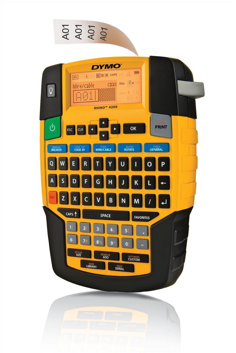 Dymo Rhino 4200 Comm Lab Prnter S0955950