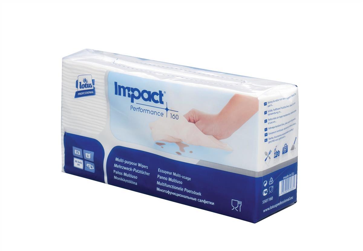 GP Impact Pfrmnce Wiper160 Pk75 550116